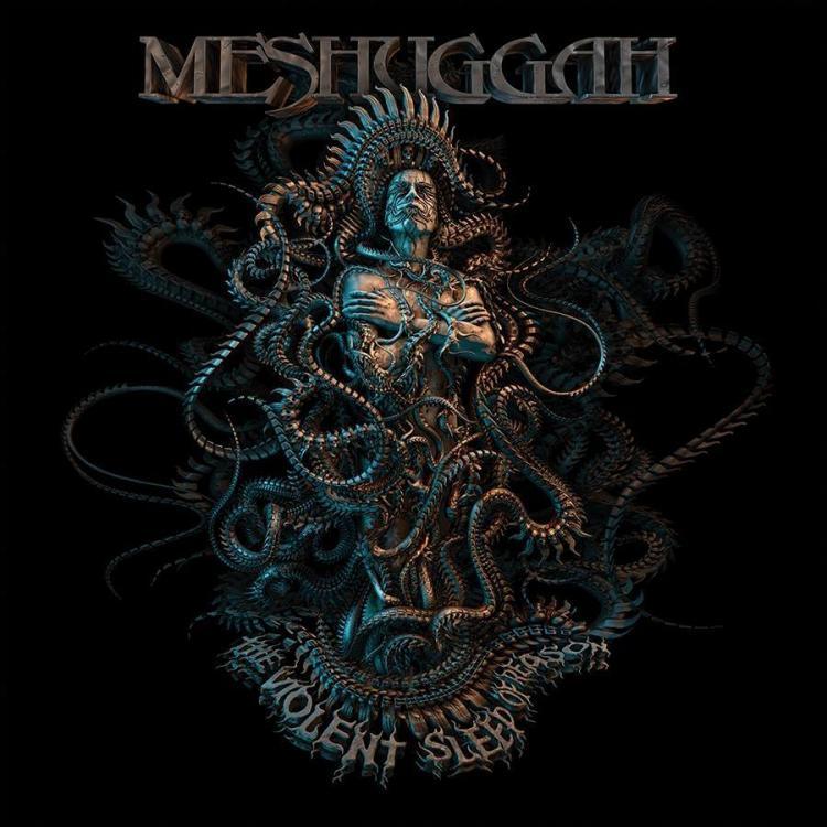 No. 1 'The Violent Sleep of Reason' de Meshuggah (Nuclear Blast)