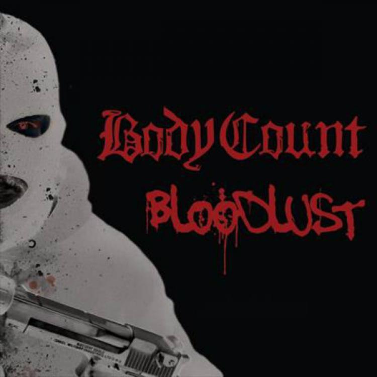 No. 1 'Bloodlust' de Body Count (Century Media)