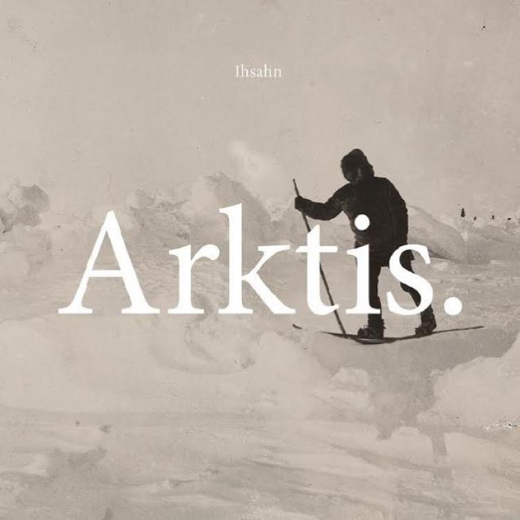 No. 1 ' Arktis' de Ihsahn (Candlelight)