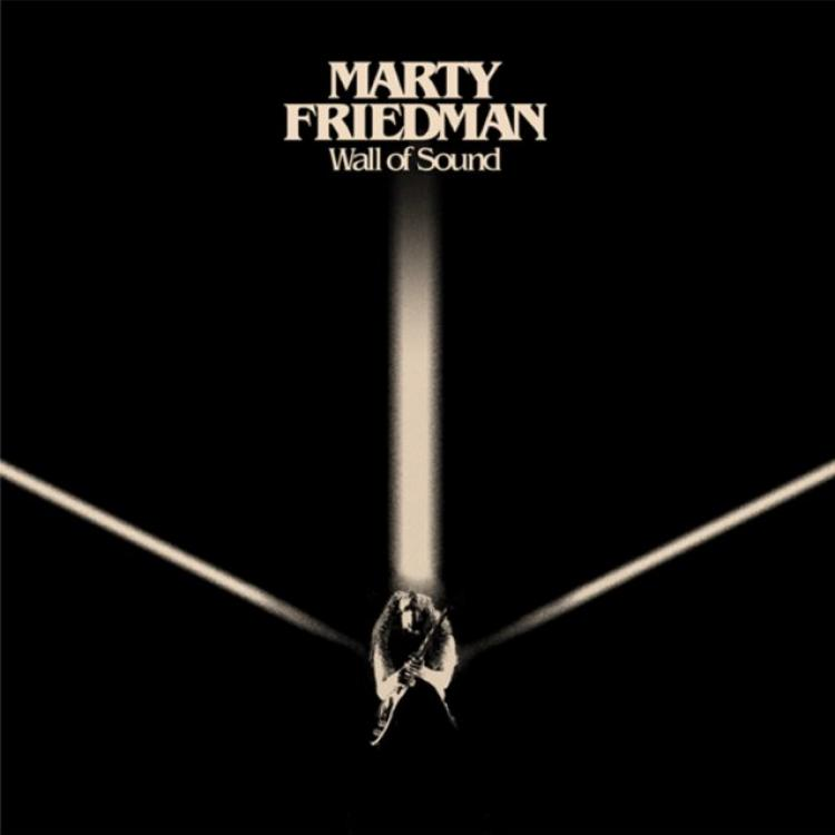 No. 1 'Wall Of Sound' de Marty Friedman (Prosthetic)