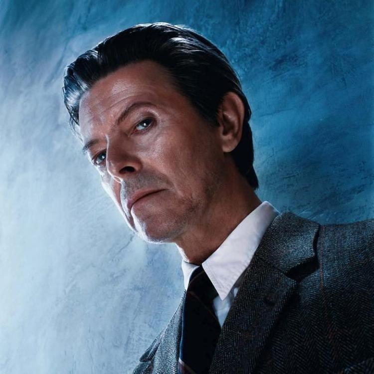 Salen fotos inéditas de David Bowie