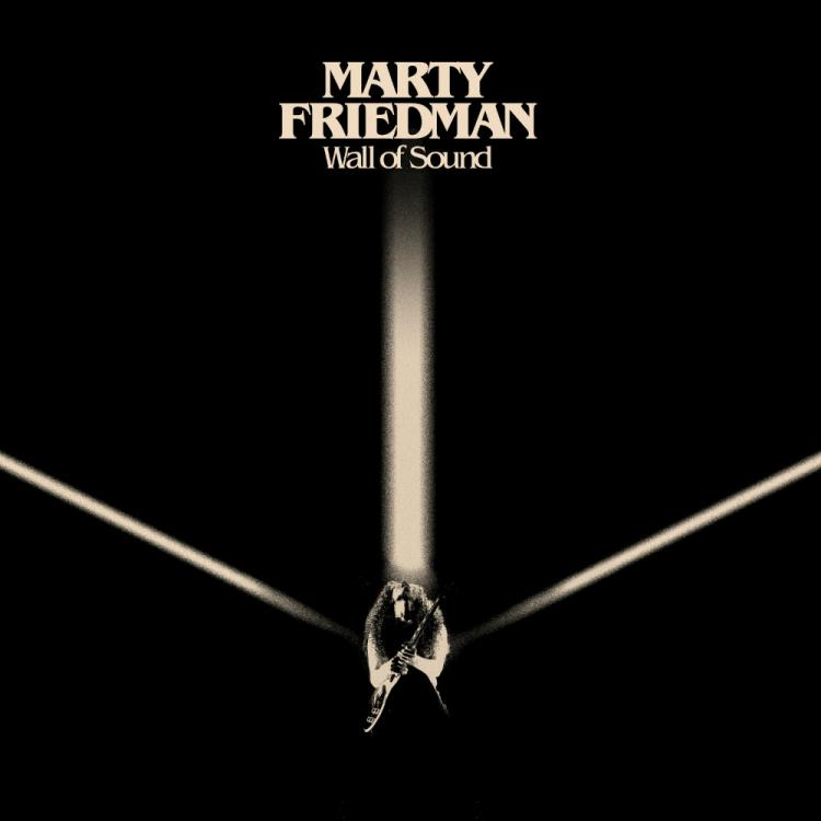 No. 20 'Wall of Sound' de Marty Friedman (Prosthetic)