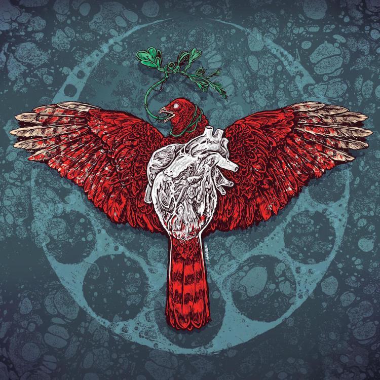 No. 20 'Gravebloom' de The Acacia Strain (Rise Records)