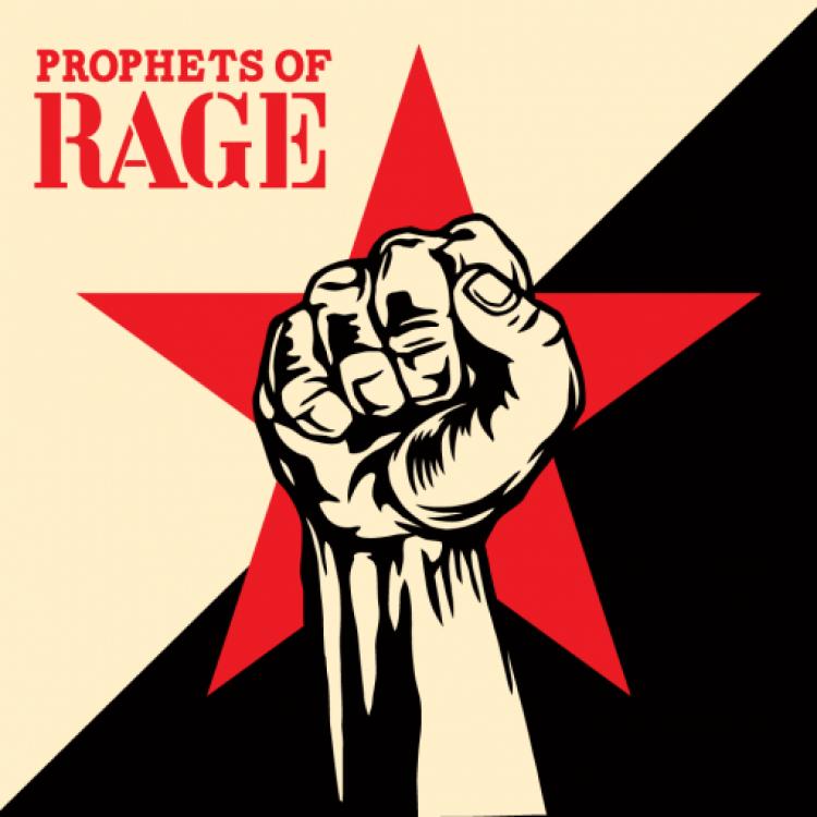 No. 21 'Prophets Of Rage' de Prophets Of Rage (Caroline)