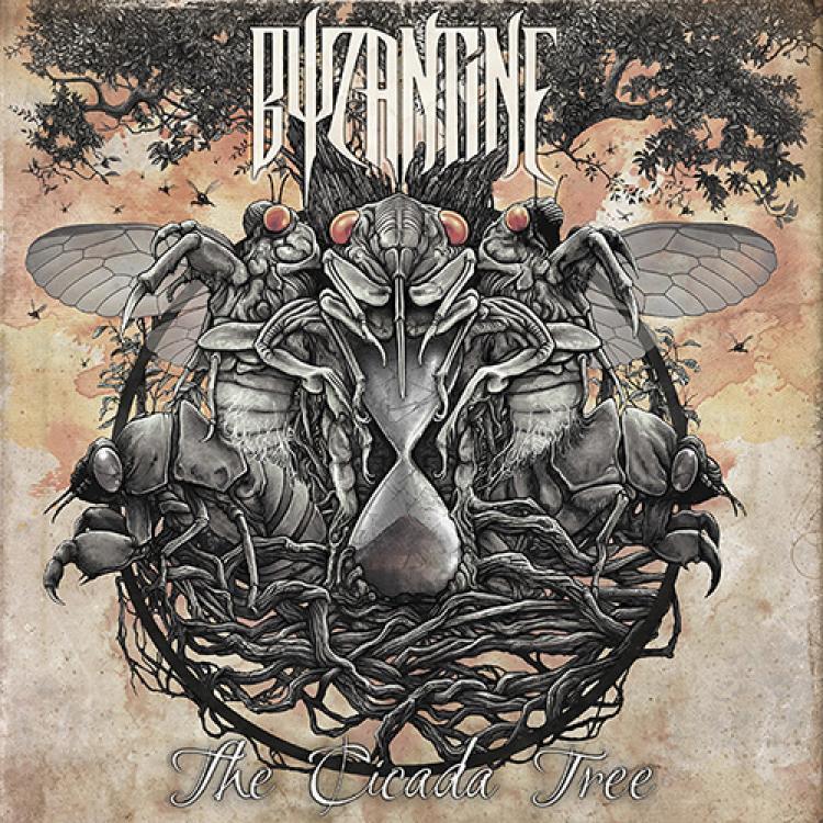 No. 21  'The Cicada Tree' de Byzantine (Metal Blade)
