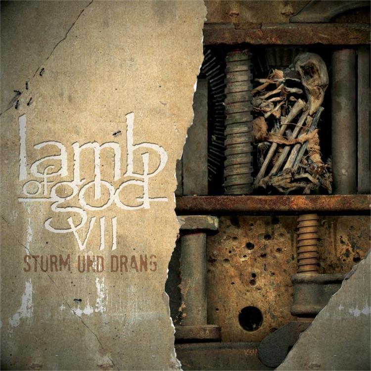 No. 22 'VII: Sturm Und Drang' de  Lamb Of God (Epic)