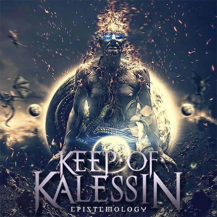 No. 23 'Epistemology' de Keep Of Kalessin. Sello: Indie