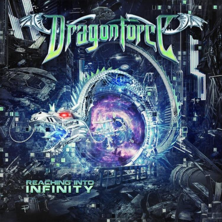 No. 23 ' Reaching Into Infinity' de Dragonforce (Electric Generation)