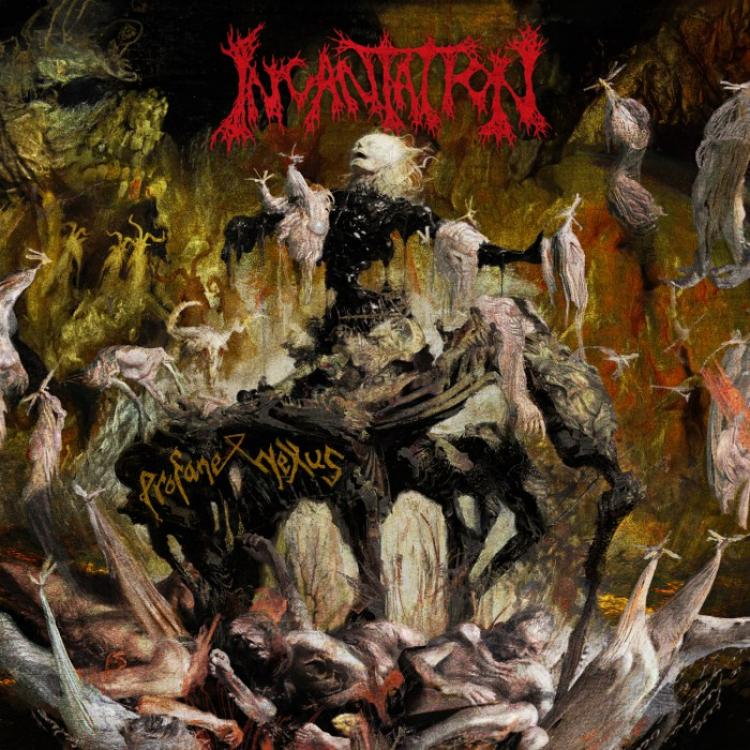 No. 23 'Profane Nexus' de Incantation (Relapse Records)