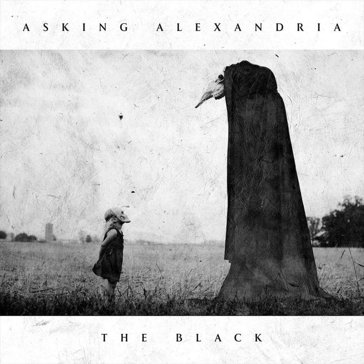 No. 23 'The Black' de Asking Alexandria (Sumerian)