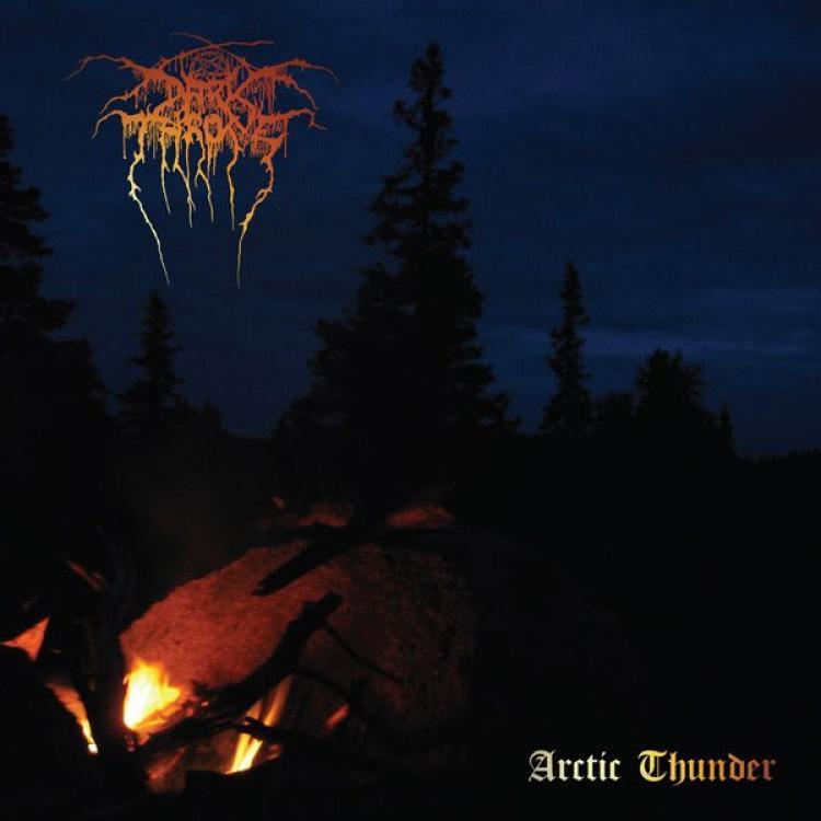 No. 23 'Arctic Thunder' de Darkthrone (Peaceville Records)