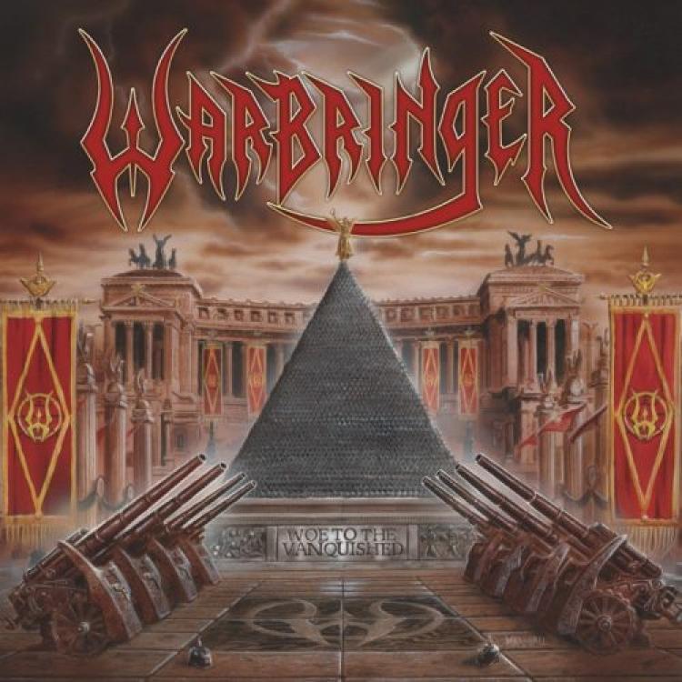 No. 24 'Woe to the Vanquished' de Warbringer (NAPALM)