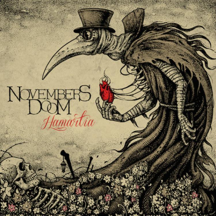 No. 24 'Hamartia' de Novembers Doom (The End)