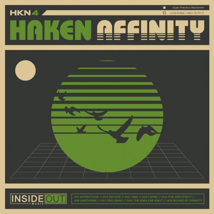 No. 24 'Affinity' de Haken (Inside-Out)