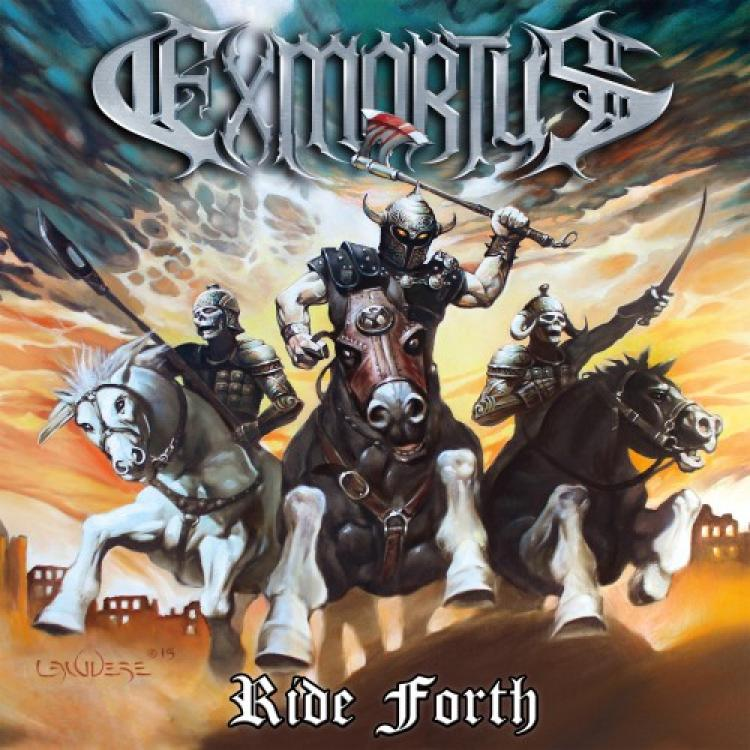 No. 25 'Ride Forth' de Exmortus (Prosthetic)