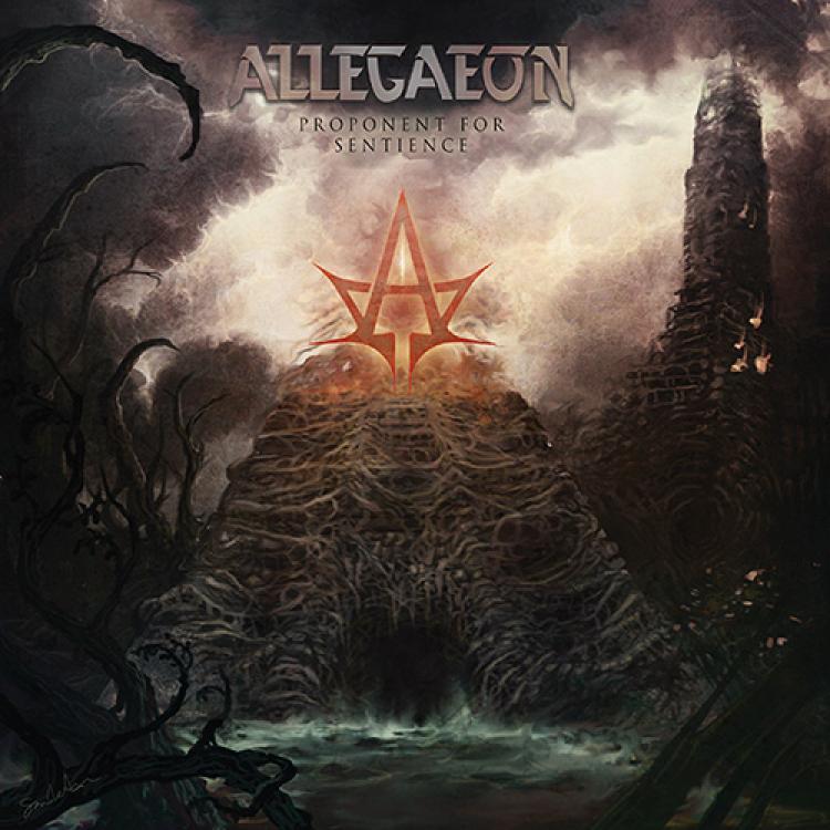 No. 25 'Proponent for Sentience' de Allegaeon ( Metal Blade)