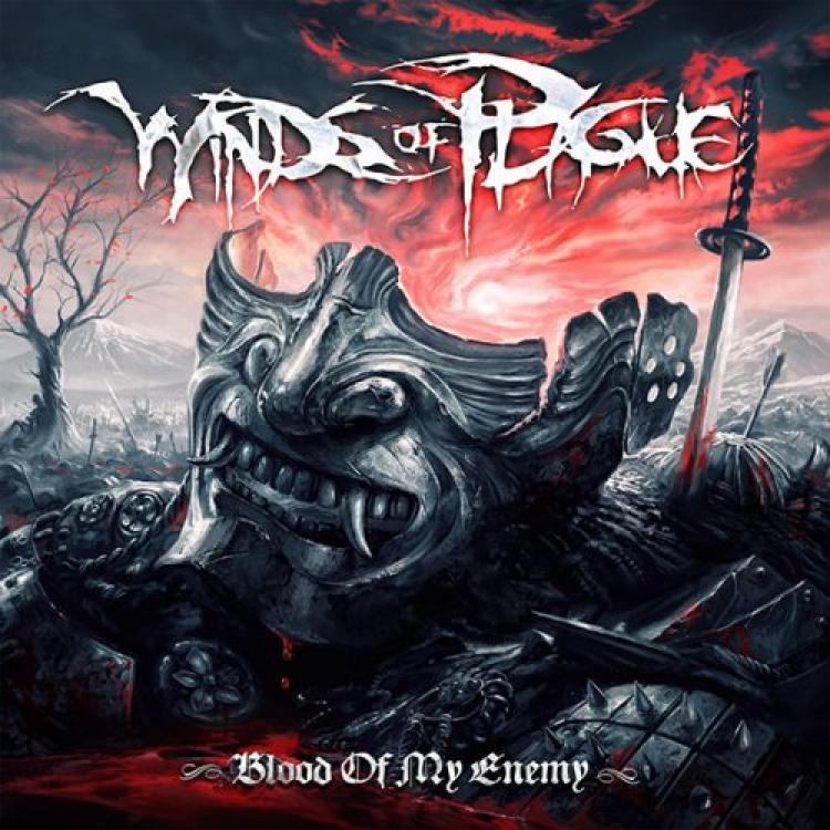 No. 25 'Blood Of My Enemy' de Winds Of Plague (eOne)