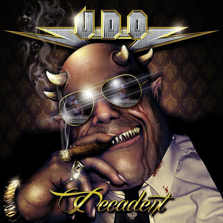 "No. 27 ""Decadent"" de UDO. Sello: AFM"