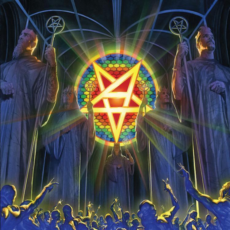 No. 2 'For All Kings' de Anthrax (Megaforce)