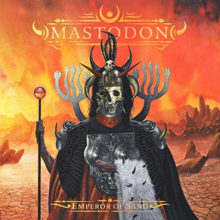 No. 2 'Emperor of Sand' de Mastodon (Reprise)