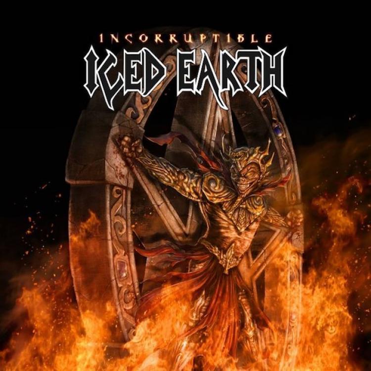 No. 2 'Incorruptible' de  Iced Earth (Century Media)