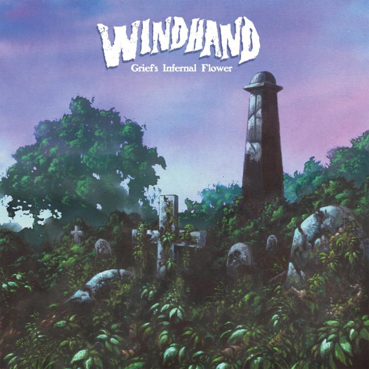 """No. 30 """"Grief's Infernal Flower"""" de Windhand. Sello: Relapse"""