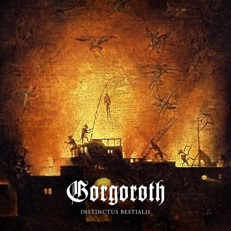 "No. 32 ""Instinctus Bestialis"" de Gorgoroth. Sello: Soulseller"