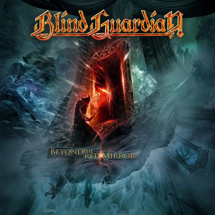 """No. 35 """"Beyond The Red Mirror"""" de Blind Guardian. Sello: Nuclear Blast"""
