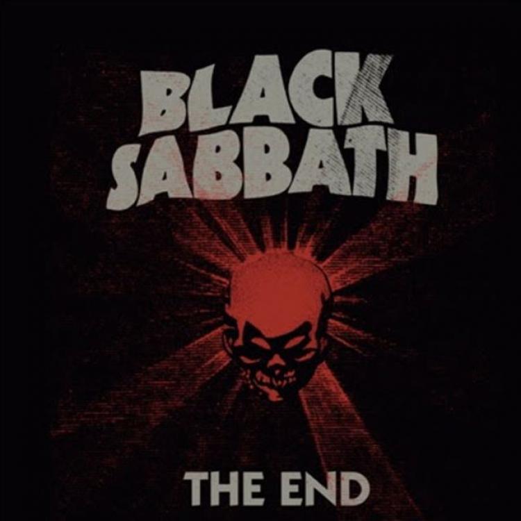 No. 37 'The End' Edition Tour de Black Sabbath (Black Sabbath)