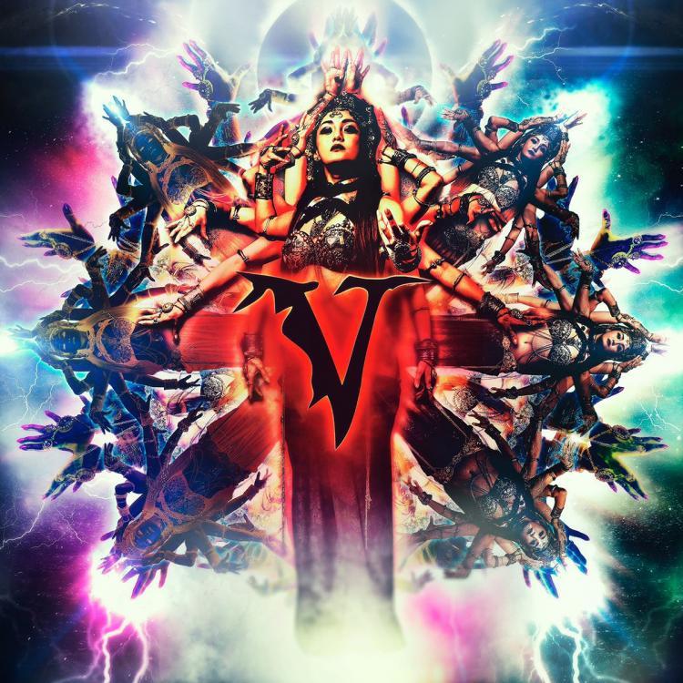 """No. 38 """"Matriarch"""" de Veil Of Maya. Sello: Sumerian"""