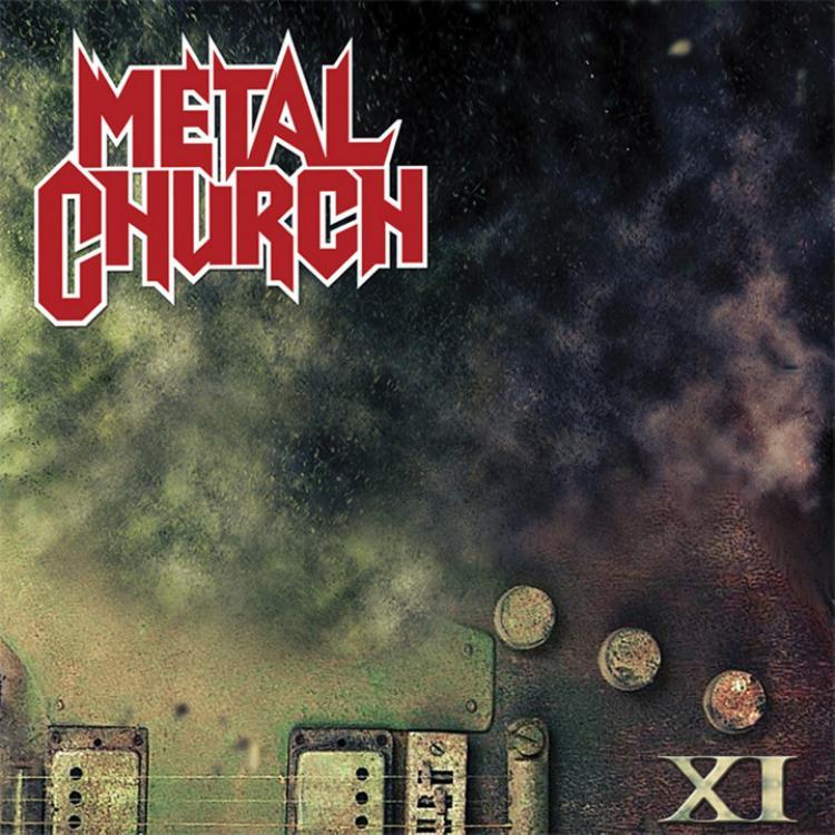 No. 38 'XI' de Metal Church (Rat Pack)