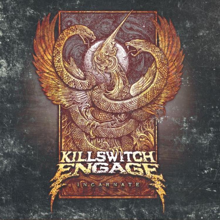 No. 3 'Incarnate' de Killswitch Engage (Roadrunner)