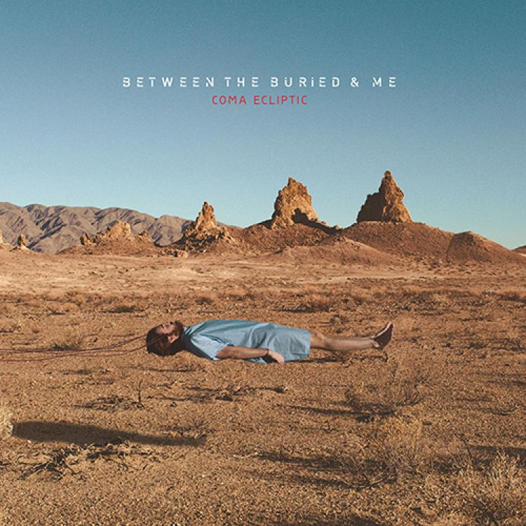 """No. 40 """"Coma Ecliptic"""" de Between The Buried And Me. Sello: Metal Blade"""