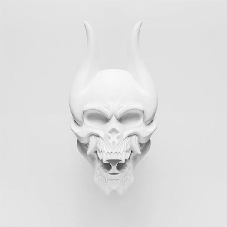 "No. 43 ""Silence In The Snow"" de Trivium. Sello: Roadrunner"