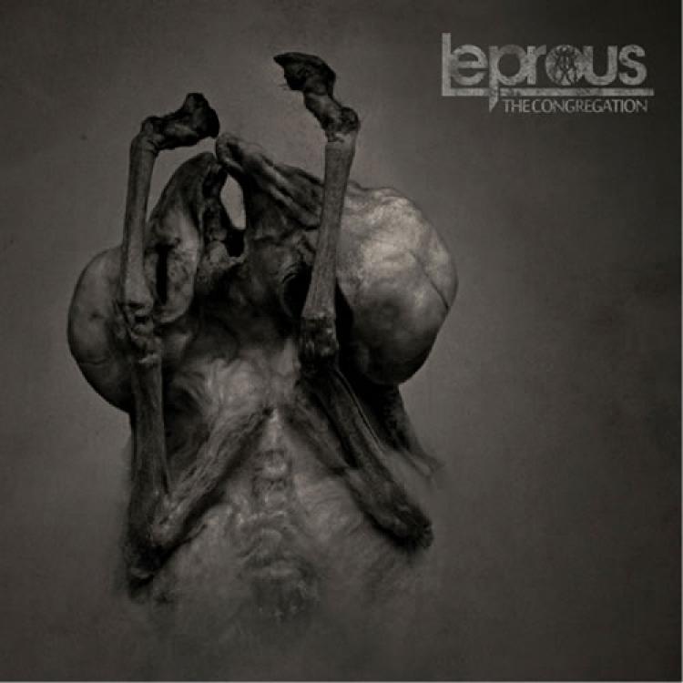 """No. 45 """"The Congregation"""" de Leprous. Sello: Inside Out"""