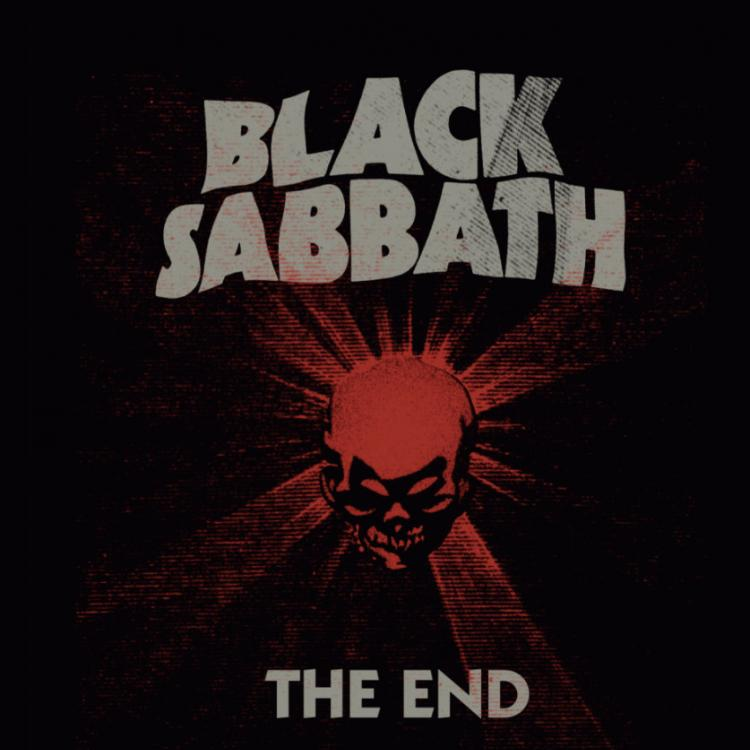 No. 5 'THE END (Tour Edition' de Black Sabbath (Black Sabbath)