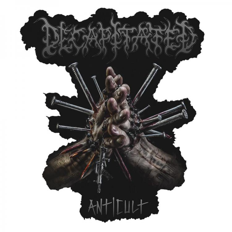No. 4 'Anticult' de  DECAPITATED (Nuclear Blast)