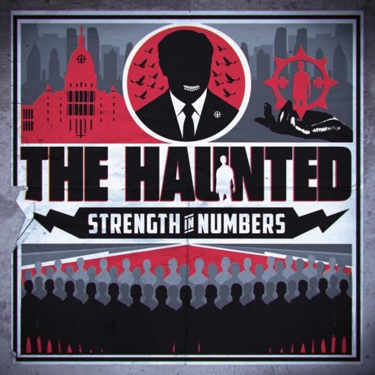 No. 4 'trength In Numbers' de THE HAUNTED (Century Media)