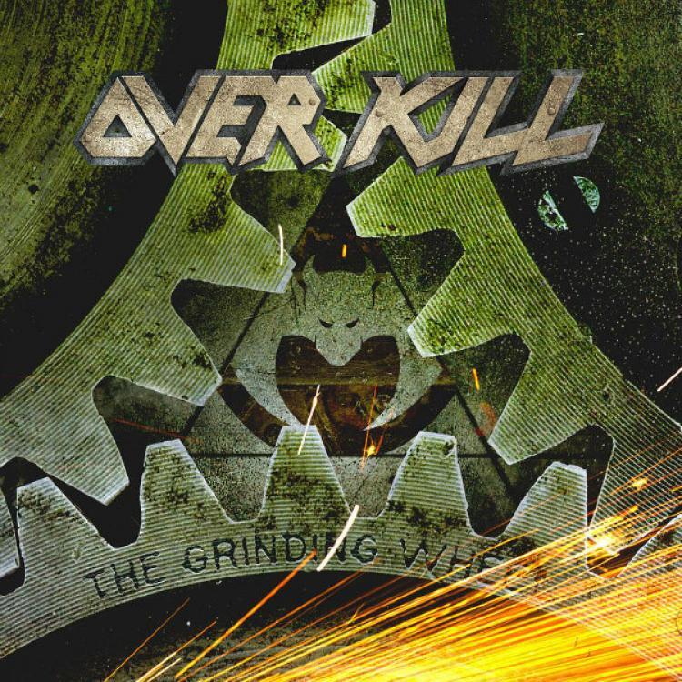 No. 5 'The grinding wheel' de OVERKILL (Nuclear Blast)
