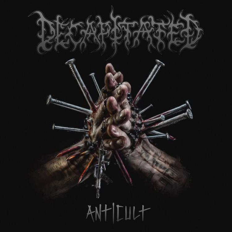No. 5 'Anticult' de DECAPITATED (Nuclear Blast)