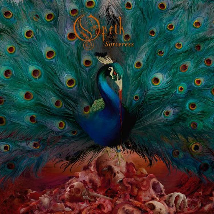 No. 5 'Sorceressc' de Opeth (Nuclear Blast)