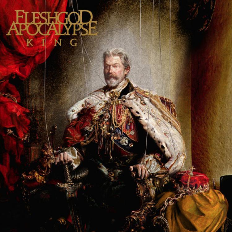 No. 6 'King' de Fleshgod Apocalypse (Nuclear Blast)