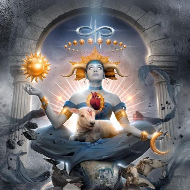 No. 7 'Transcendence' de Devin Townsend Project (HevyDevy)
