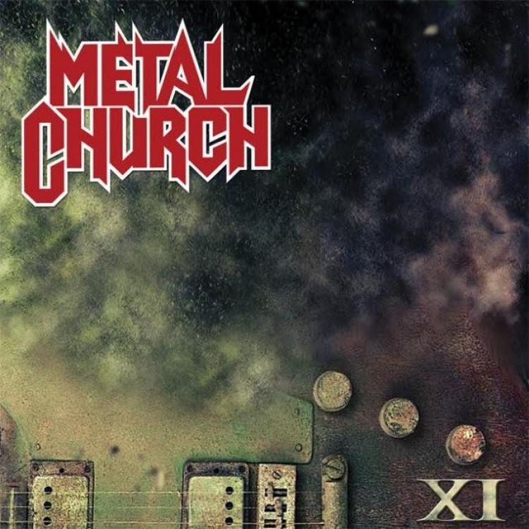 No. 8 'XI' de Metal Church (Rat Pack)