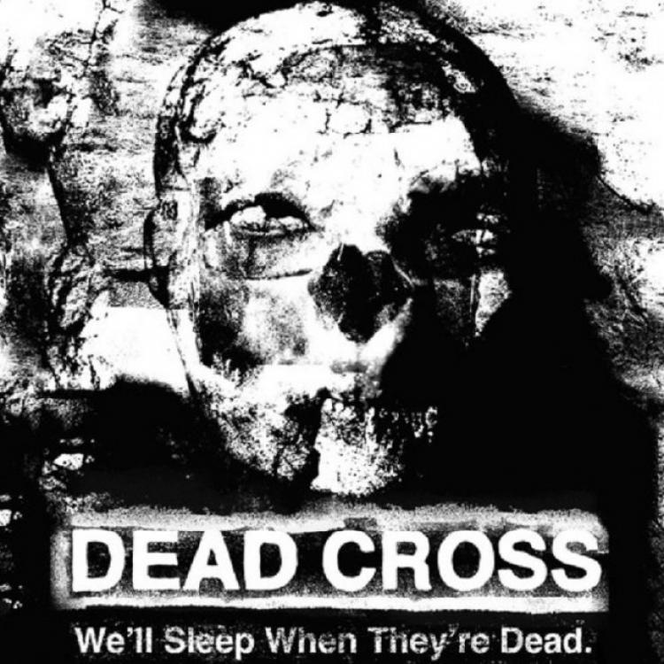 No. 8 'Dead Cross' de Dead Cross (Ipecac)