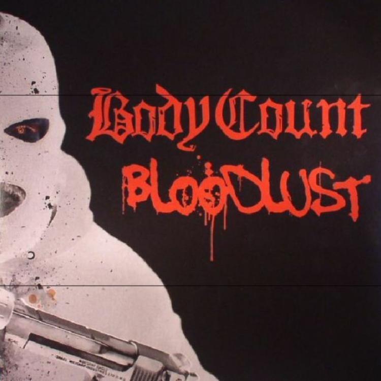 No. 8 'Bloodlust' de Body Count (Century Media)