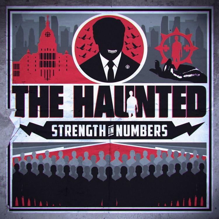 No. 8 'Strength In Numbers' de The Haunted (Century Media)