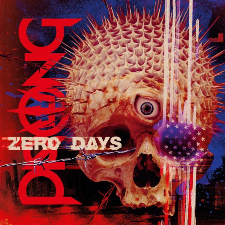 No. 8 'Zero Days' de Prong (Steamhammer)