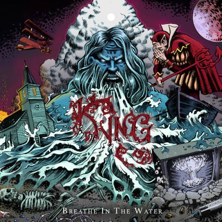No. 9 'Breathe In The Water' de Kyng (Razor & Tie)
