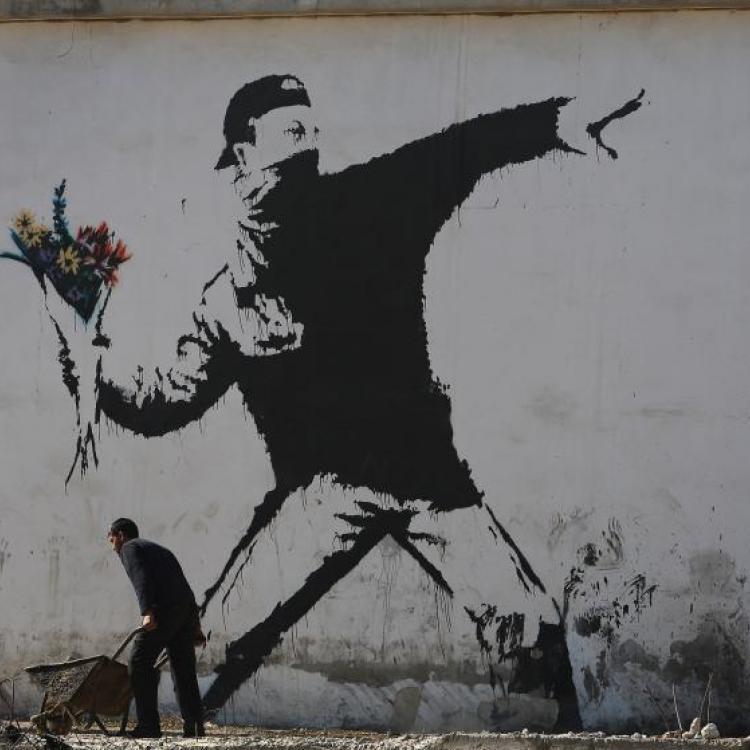 Belén,  Cisjordania. Diciembre  5, 2007